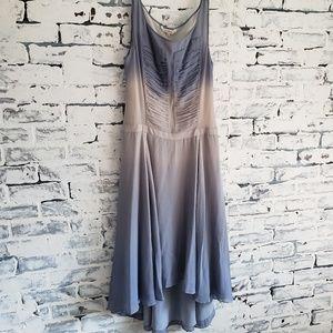 Size 8 Sundance Dip Dyed Dress